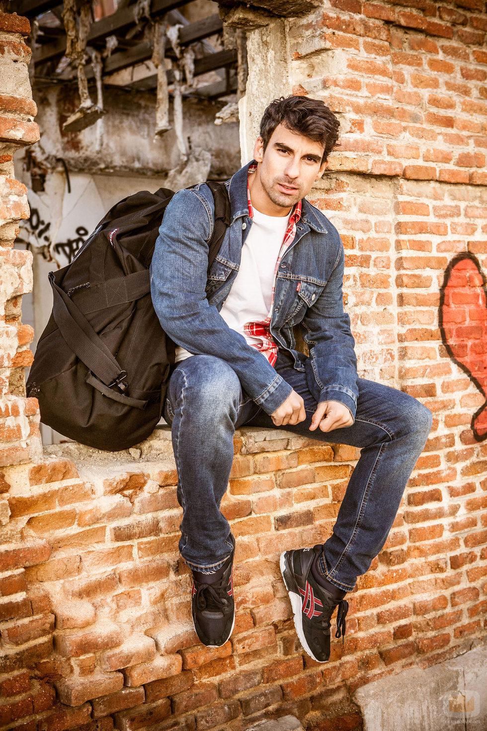 Christian Sánchez es el protagonista masculino de 'Yo quisiera'