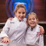 Esther y María en la final de 'MasterChef Junior 5'