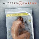 Cartel de 'Altered Carbon', la serie futurista de Netflix