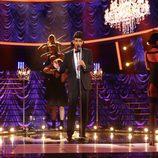 Fran Dieli interpreta a The Weeknd en la gala 13 de 'Tu cara me suena'