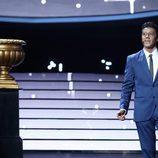 Miquel Fernández es Nat King Cole en la gala 13 de 'Tu cara me suena'