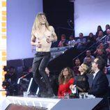 Jordi Coll imita a Iggy Pop en la gala 13 de 'Tu cara me suena'
