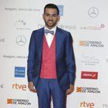 Juan Antonio ('OT 2017') en los Premios Forqué 2018