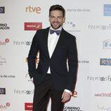 Ricky ('OT 2017') en los Premios Forqué 2018