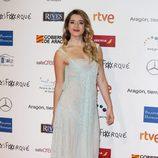 Mimi ('OT 2017') en los Premios Forqué 2018
