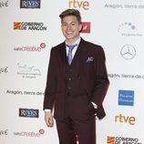 Raoul ('OT 2017') en los Premios Forqué 2018