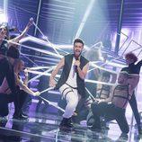 """Agoney canta """"Eloise"""" en la Gala 11 de 'OT 2017'"""