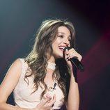 """Ana Guerra canta """"Por debajo de la mesa"""" en la Gala 11 de 'OT 2017'"""