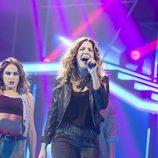 "Miriam interpreta ""What About Us"" en la Gala 11 de 'OT 2017'"
