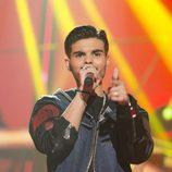"""Abraham Mateo canta """"Loco enamorado"""" en la Gala 11 de 'OT 2017'"""