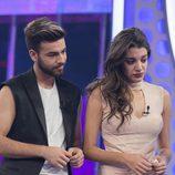 Ana y Agoney, nominados de la Gala 11 de 'OT 2017'