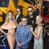 El presentador y el jurado de 'Got Talent España'