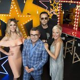 El jurado de la tercera edición de 'Got Talent España'