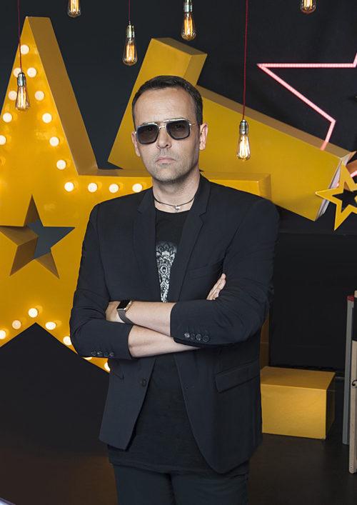 Risto Mejide, jurado de la tercera edición de 'Got Talent España'