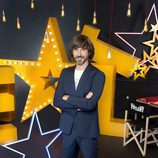 Santi Millán, con los brazos cruzados, en 'Got Talent España'