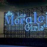 """Cartel de las """"Moraleja Girls"""" en 'Los reyes del barrio'"""