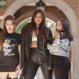 """Así son las """"Moraleja Girls"""", unas de las protagonistas de 'Los reyes del barrio'"""