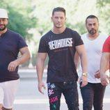 """Primo Paco, Escorpión, Moro Juan y Nyno Vargas son los """"Bujassot Flow"""" en 'Los reyes del barrio'"""