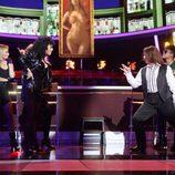Miquel Fernández se pone en la piel de Meat Loaf en la gala 14 de 'Tu cara me suena'