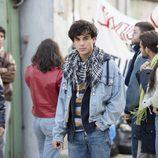 Bruno, al que interpreta Óscar Casas, en el primer capítulo de la temporada 19 de 'Cuéntame cómo pasó'