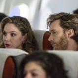 Deborah y Toni viajan a Londres en el primer capítulo de la temporada 19 de 'Cuéntame cómo pasó'