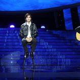Fran Dieli es Enrique Urquijo en la gala 14 de 'Tu cara me suena'