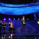 """Fran Dieli canta """"Aunque tú no lo sepas"""", de Enrique Urquijo, en la gala 14 de 'Tu cara me suena'"""