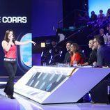 "Lucía Gil canta ""Breathless"" de The Corrs en la gala 14 de 'Tu cara me suena'"