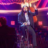Raúl Pérez imita a Diego El Cigala en la gala 14 de 'Tu cara me suena'