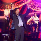 """Raúl Pérez canta """"Historia de un amor"""" de Diego El Cigala en la gala 14 de 'Tu cara me suena'"""