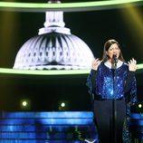 """Lucía Jiménez canta """"Stay"""" de Rihanna en la gala 14 de 'Tu cara me suena'"""