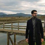 Miguel Ángel Muñoz cerca de una ría en 'Presunto culpable'
