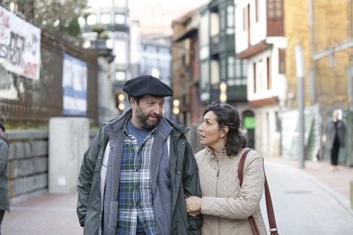 Elvira Mínguez y Tomás del Estal en 'Presunto culpable'