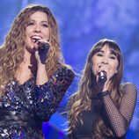 """Miriam y Aitana cantan """"Valerie"""" en la Gala 12 de 'OT 2017'"""