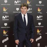 Antonio de la Torre posa en la alfombra roja de los Premios Feroz 2018