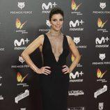 Maribel Verdú posa en la alfombra roja de los Premios Feroz 2018