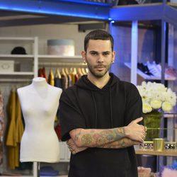 El estilista Kley Kafe, compañero de Paloma en la nueva etapa de 'Cámbiame'