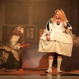 David Amor se convierte en una de Las Meninas de Velázquez en la gala 15 de 'Tu cara me suena'