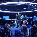 Raúl Pérez es Muse en la gala 15 de 'Tu cara me suena'