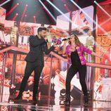 """Agoney y Miriam cantan """"Magia"""" en la Gala de Eurovisión de 'OT 2017'"""