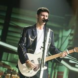 """Alfred canta """"Que nos sigan las luces"""" en la Gala de Eurovisión de 'OT 2017'"""