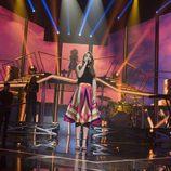 """Amaia interpreta """"Al cantar"""" en la Gala de Eurovisión de 'OT 2017'"""