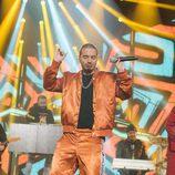 J Balvin, invitado en la Gala de Eurovisión de 'OT 2017'