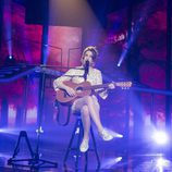 Luisa Sobral, invitada en la Gala de Eurovisión de 'OT 2017'