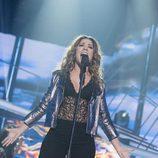 """Miriam canta """"Lejos de tu piel"""" en la Gala de Eurovisión de 'OT 2017'"""