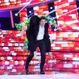 Àngel Llàcer sobre Manel Fuentes en la Gala de Eurovisión de 'Tu cara me suena'