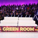 """La """"Green Room"""" de la Gala de Eurovisión de 'Tu cara me suena'"""