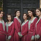 Las alumnas de la academia para señoritas de 'La otra mirada'