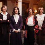 Ana Wagener, Macarena García, Patricia López Arnaiz y Cecilia Freire en 'La otra mirada'