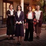 Macarena García, Patricia López Arnaiz, Ana Wagener y Cecilia Freire encabezan el reparto de 'La otra mirada'